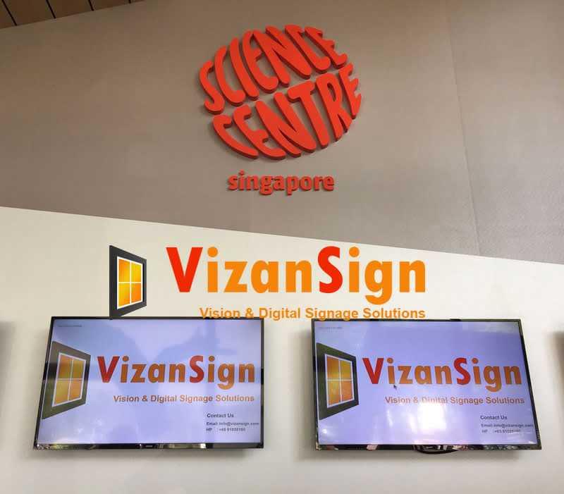 Digital Display Singapore