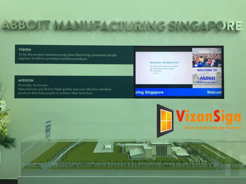 Digital Signage Software Singapore