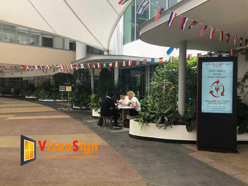 Outdoor Digital Signage Singapore