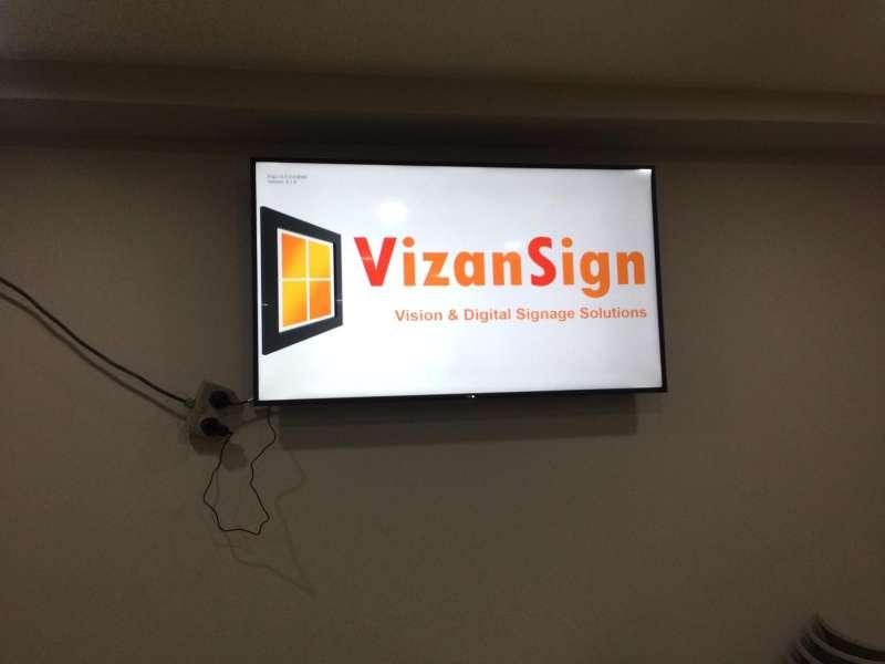 Restaurant Digital Signage Singapore