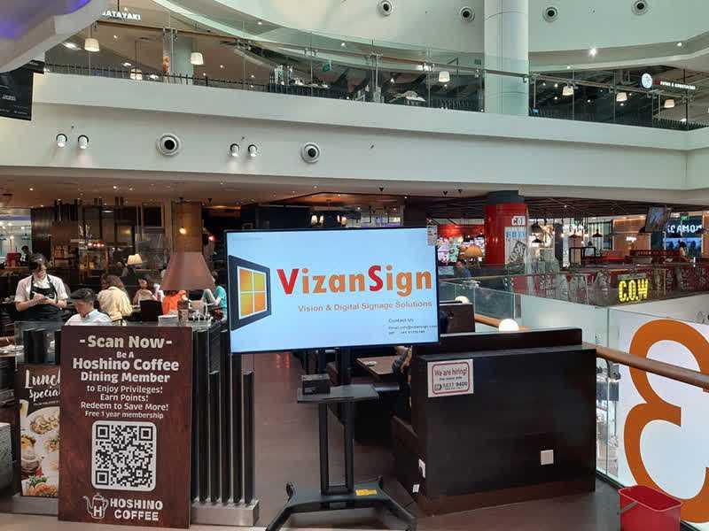 Smart Digital Signage Singapore